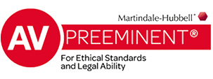 Cannon Law Firm Martindale-Hubbell AV Rating